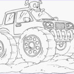 Monster Truck Coloring Book Best Of Collection Drawing Monster Truck Coloring Pages with Kids