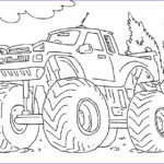 Monster Truck Coloring Book Best Of Photos Free Printable Monster Truck Coloring Pages For Kids