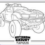 Monster Truck Coloring Book Luxury Collection Monster Trucks Printable Coloring Pages — All For The Boys