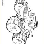 Monster Truck Coloring Book Luxury Images 9 Best Images About Coloring Pages Collection 1 On