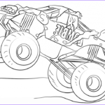 Monster Truck Coloring Book New Photos 10 Monster Jam Coloring Pages To Print