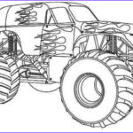 Monster Truck Coloring Book Unique Gallery Drawing Monster Truck Coloring Pages With Kids