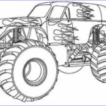 Monster Truck Coloring Pages Beautiful Images Get This Printable Monster Truck Coloring Pages