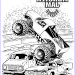 Monster Truck Coloring Pages Beautiful Photos 17 Best Images About Colour Pages Monster Truck On