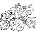 Monster Truck Coloring Pages Elegant Collection Get This Monster Truck Coloring Page Free Printable For