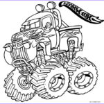 Monster Truck Coloring Pages Unique Photos Printable Hot Wheels Coloring Pages For Kids