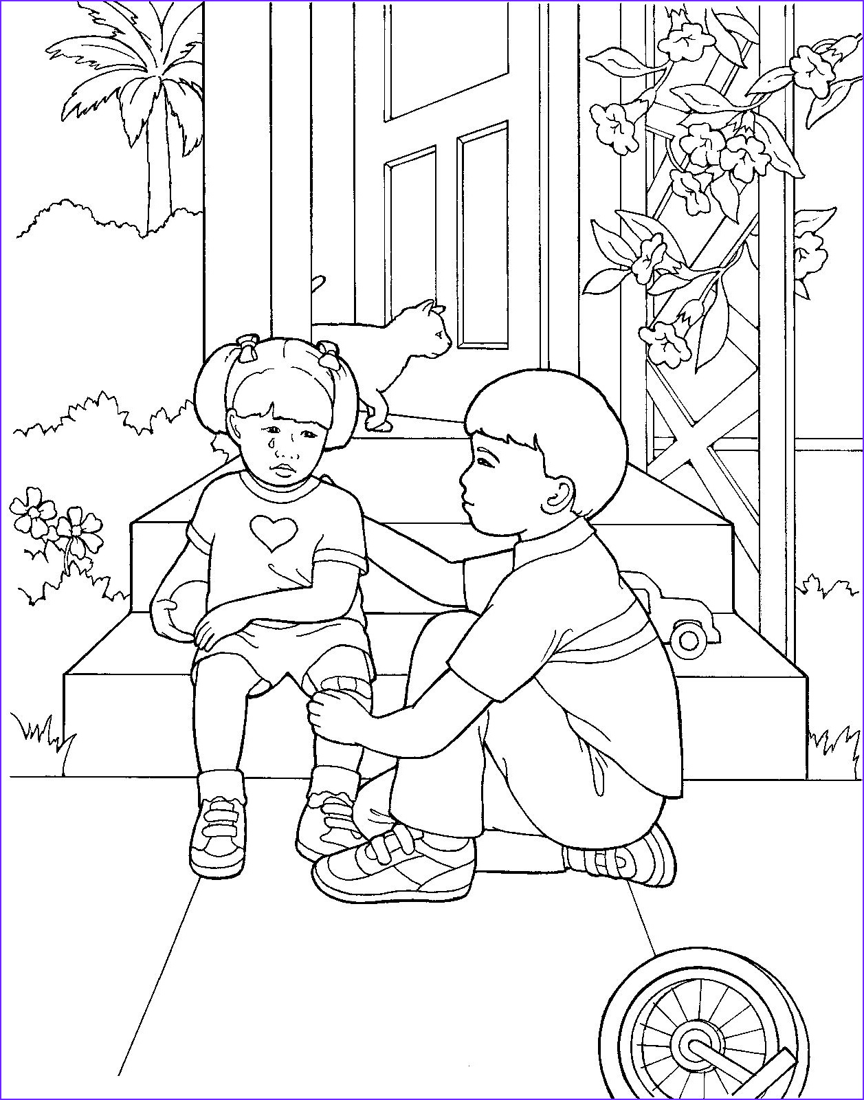 Mormon Coloring Pages Beautiful Photos Primary Coloring Page From Lds A Little Boy forts