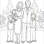 Mormon Coloring Pages Best Of Photos A Family At The Temple