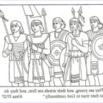 Mormon Coloring Pages Cool Image Happy Clean Living Primary 3 Lesson 28