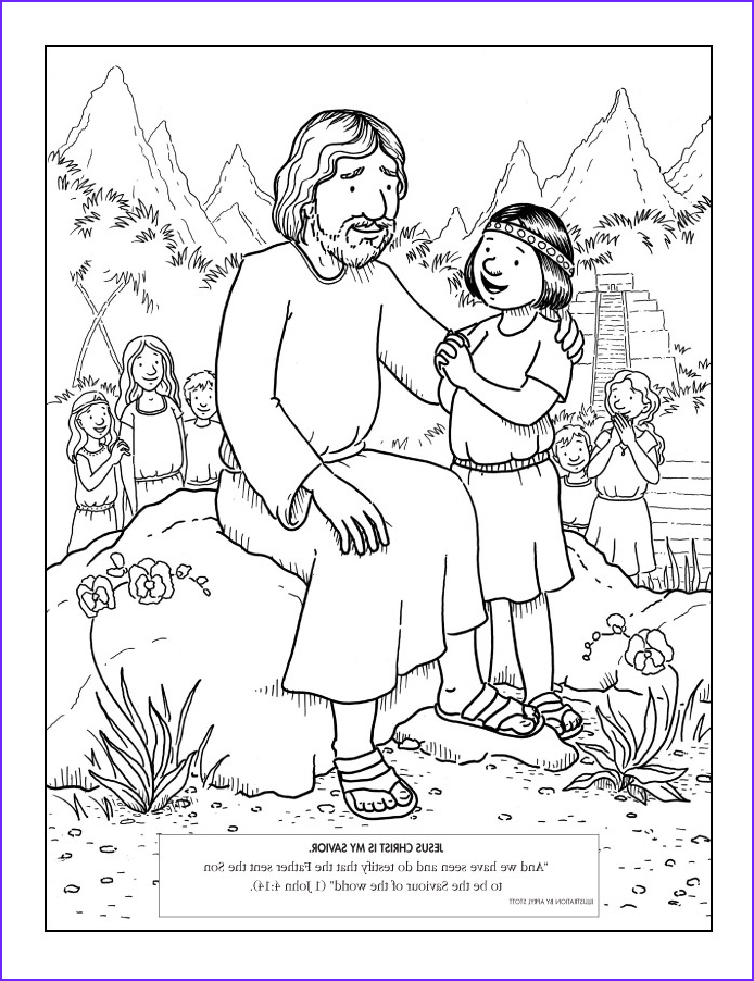 scripture study for early readers