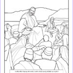 Mormon Coloring Pages Luxury Photos Matthew 5 16