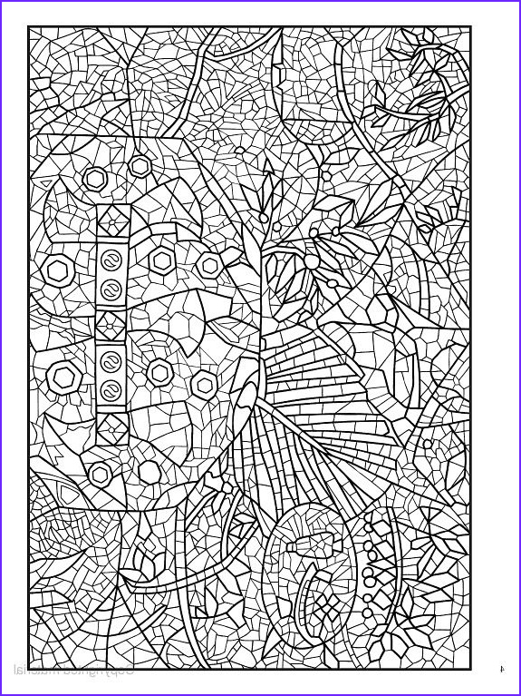 """Mosaic Coloring Book New Photography 9 Best Images About Icolor """"mosaics"""" On Pinterest"""