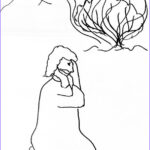 Moses Burning Bush Coloring Page Elegant Images Bible Story Coloring Page For Moses And The Burning Bush