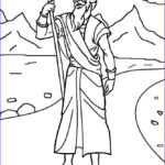 Moses Coloring Pages Beautiful Photography Printable Moses Coloring Pages For Kids