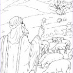 Moses Coloring Pages Beautiful Photos Free Printable Moses Coloring Pages For Kids