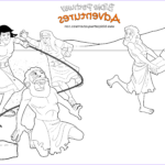 Moses Coloring Pages Elegant Collection Bible Coloring Page Moses Protects A Hebrew Slave