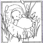 Moses Coloring Pages Luxury Photos 64 Best Images About Moses Baby On Pinterest