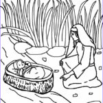 Moses Coloring Pages Luxury Photos Printable Moses Coloring Pages For Kids