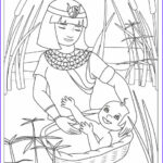 Moses Coloring Pages Unique Gallery Israelites Crossing The Red Sea Coloring Page Coloring Home