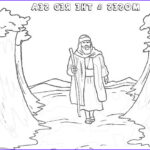 Moses Red Sea Coloring Page Beautiful Collection Moses Walking Through Red Sea Coloring Page Color Luna