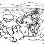 Moses Red Sea Coloring Page Beautiful Photos 46 Free Printable Moses Coloring Pages Moses Coloring