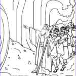 Moses Red Sea Coloring Page Best Of Photos Printable Moses Coloring Pages For Kids