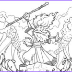 Moses Red Sea Coloring Page Elegant Image A Fish S Perspective