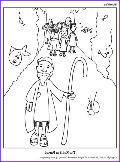 moses plagues coloring pages