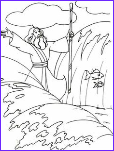 Moses Red Sea Coloring Page Elegant Photos Jesus Loves Me Jesus Loves Children and Jesus Love Me