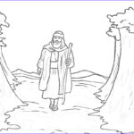 Moses Red Sea Coloring Page Luxury Collection Free Printable Moses Coloring Pages For Kids