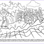 Moses Red Sea Coloring Page New Stock Pony Bead Cross Craft And Free Coloring Sheet Downloads