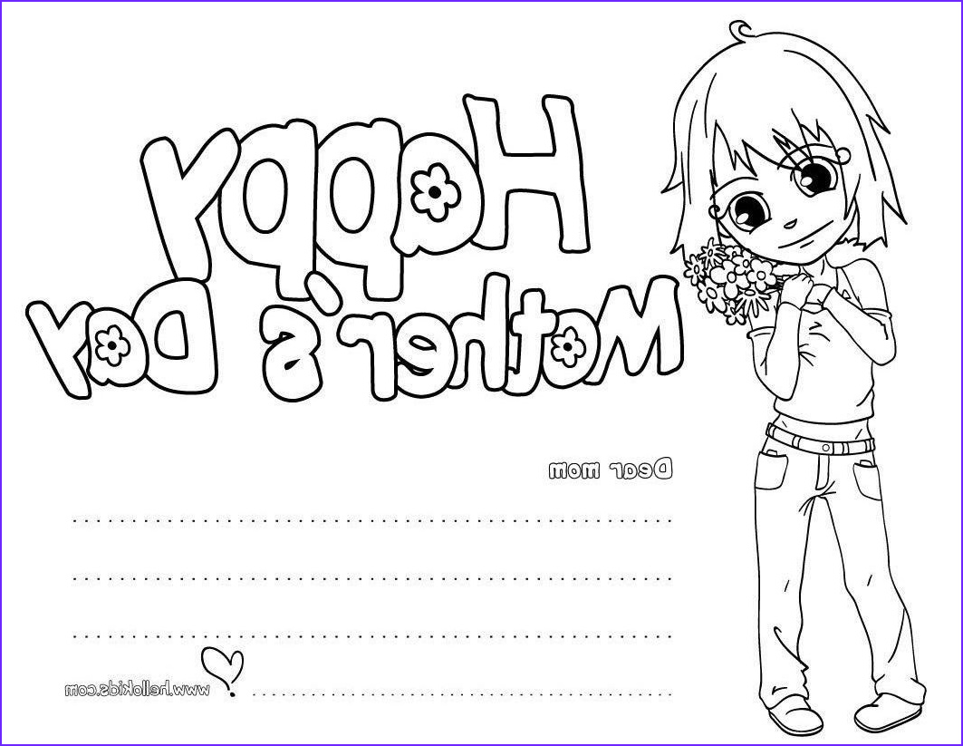 mother day coloring pages 2011