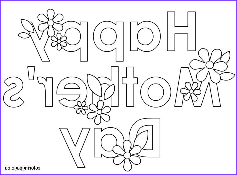 Mothers Day Coloring Sheet New Photos Mother's Day Coloring Page