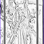 Mucha Coloring Book Beautiful Photography Alphonse Mucha Free Coloring Pages