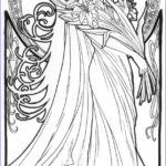Mucha Coloring Book Beautiful Photos 190 Best Images About Art Nouveau Coloring Pages On Pinterest