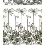 Mucha Coloring Book Cool Photos 20 Best Mucha Coloring Pages Images On Pinterest