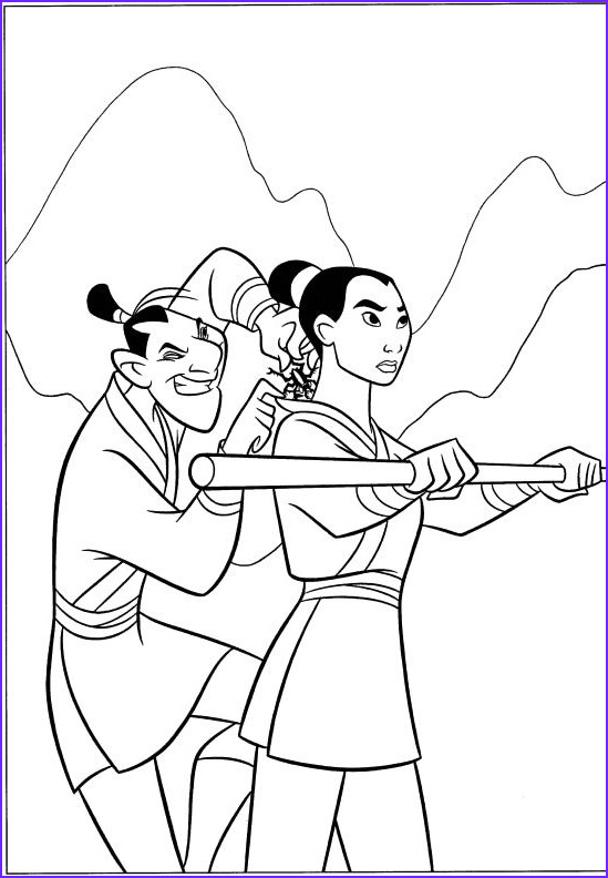 Mulan Coloring Pages Beautiful Photos 28 Best Mulan Coloring Pages Images On Pinterest