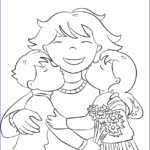 Mum Coloring Page Beautiful Photos Mom You Are The Best Coloring Page