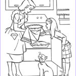 Mum Coloring Page Inspirational Stock Mother and Daughter Coloring Pages to and Print