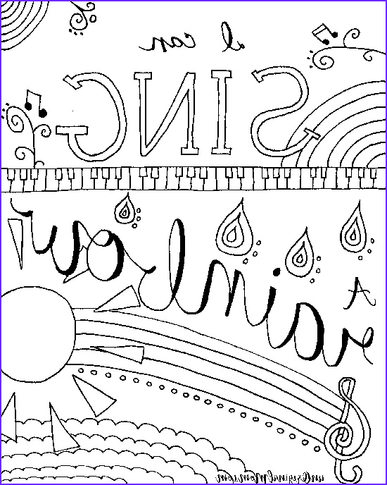 relax color free printable musical adult coloring page