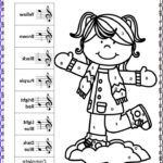 Music Coloring Pages Elegant Photos Winter Music Coloring Sheets 26 Winter Color By Music