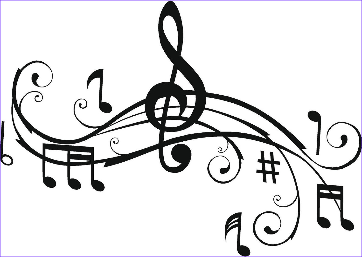 Music Coloring Pages Elegant Stock Poem Love Of Music – Findingtimetowrite