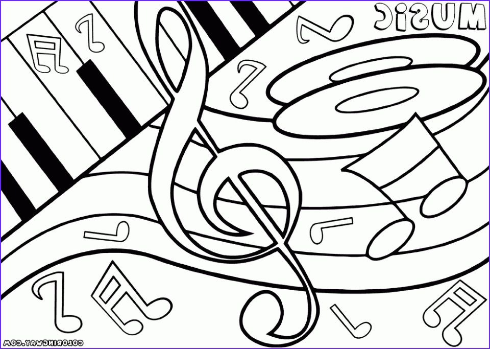 Music Coloring Pages Luxury Collection Get This Alligator Coloring Pages Printable for Kids R1n7l