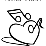 Music Coloring Pages Luxury Photos Music Note Coloring Pages