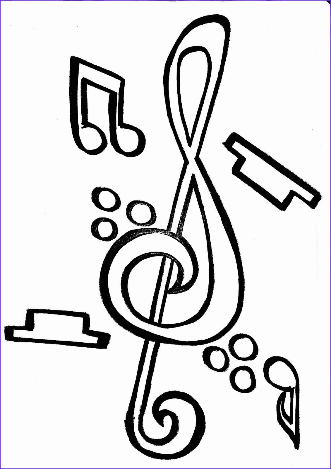 Music Coloring Pages Unique Photography Music Coloring Page Freebie Bernadette Teaches Music