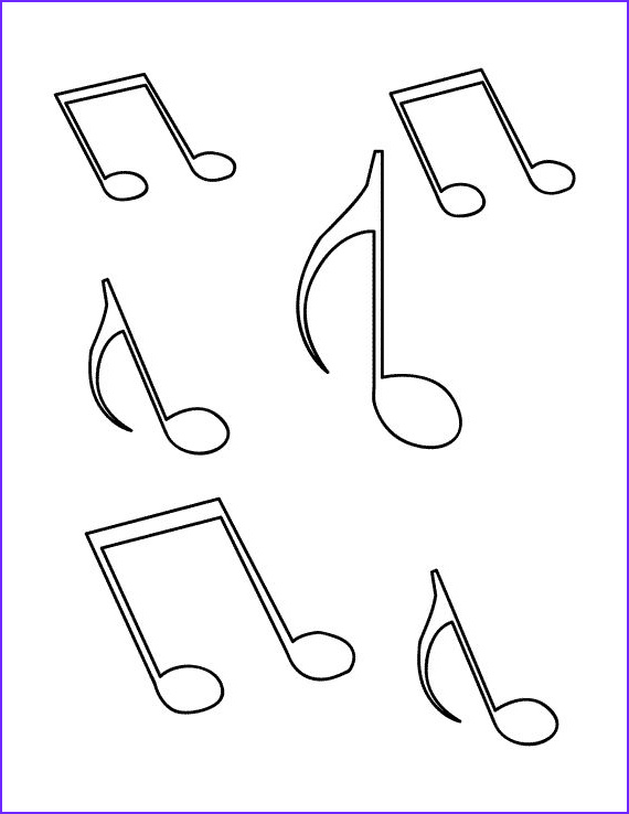 Music Note Coloring Pages Cool Photos Quavers Colouring Pages and More Music Colouring Pages On