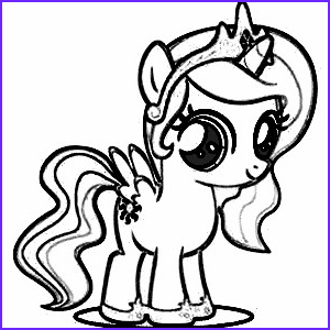 My Little Pony Coloring Book Best Of Collection Cute Little Pony My Little Pony Coloring Pages