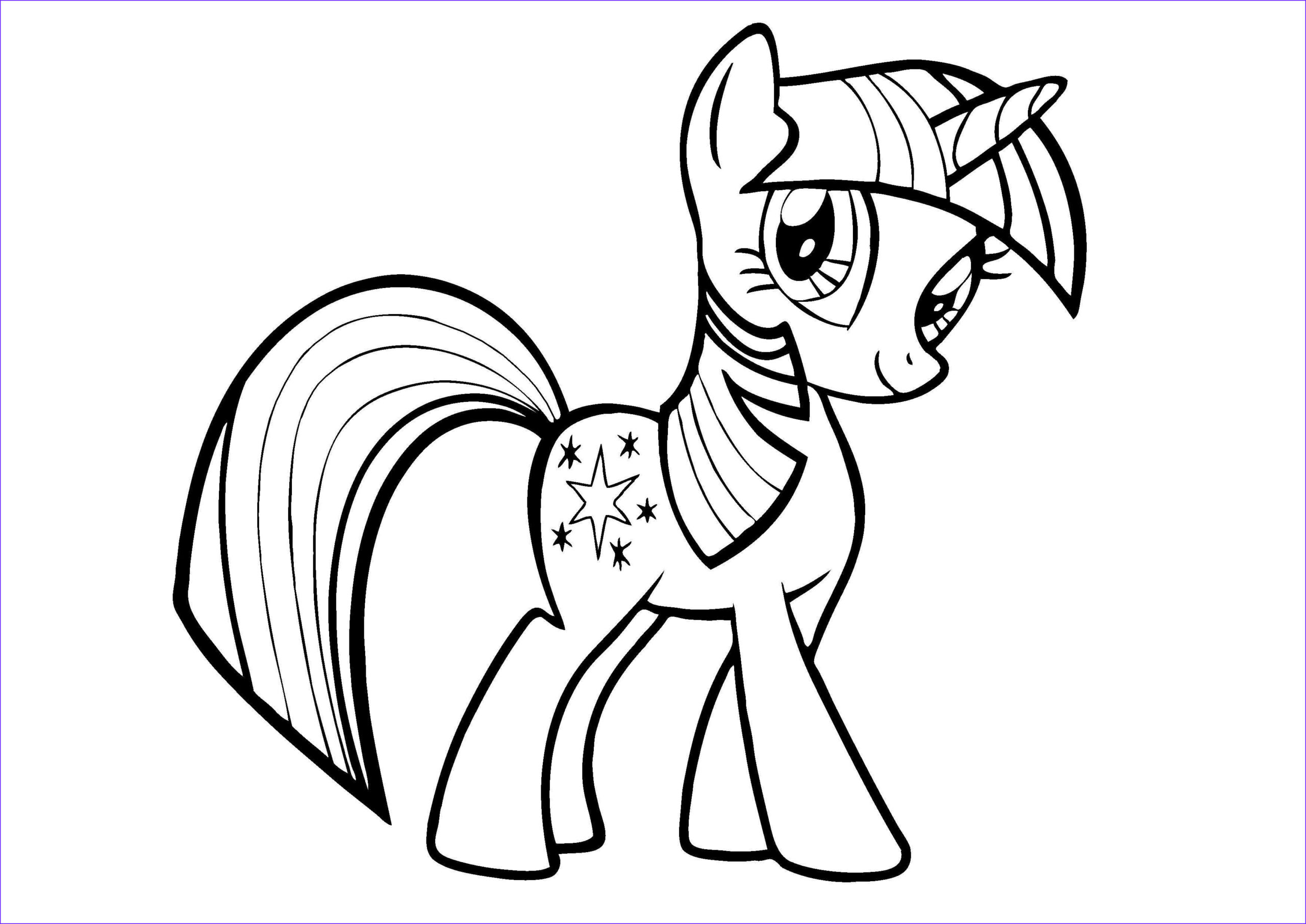 My Little Pony Coloring Pages to Print Cool Photos Free Printable My Little Pony Coloring Pages for Kids