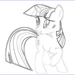 My Little Pony Coloring Pages Twilight Sparkle Cool Photos 15 Twilight Sparkle Coloring Page