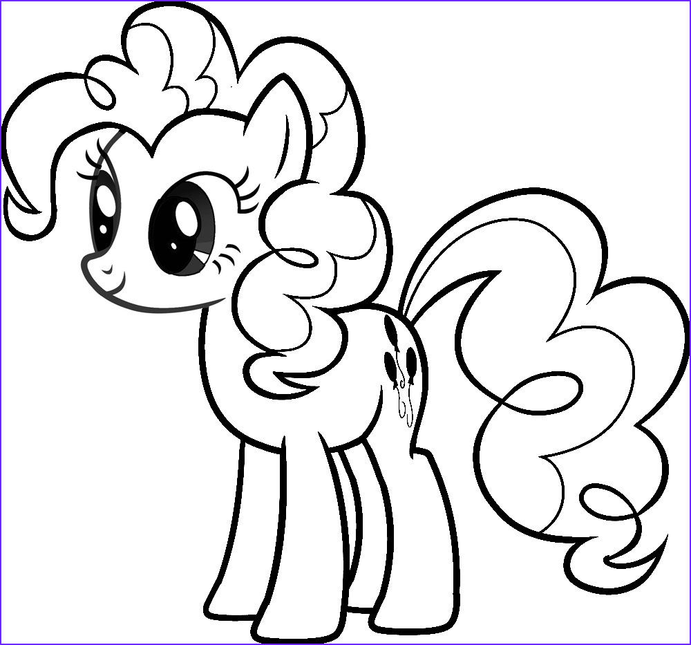 My Little Pony Coloring Sheets Cool Photos My Little Pony Coloring Pages for Girls Print for Free or